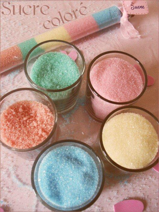 sucre coloré 1