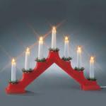 Les sept bougies de la prospérité,bougie attirante, bougie de rituel magique, bougie huilée, bougie magnétique