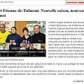 Article tournoi interne novembre 2012