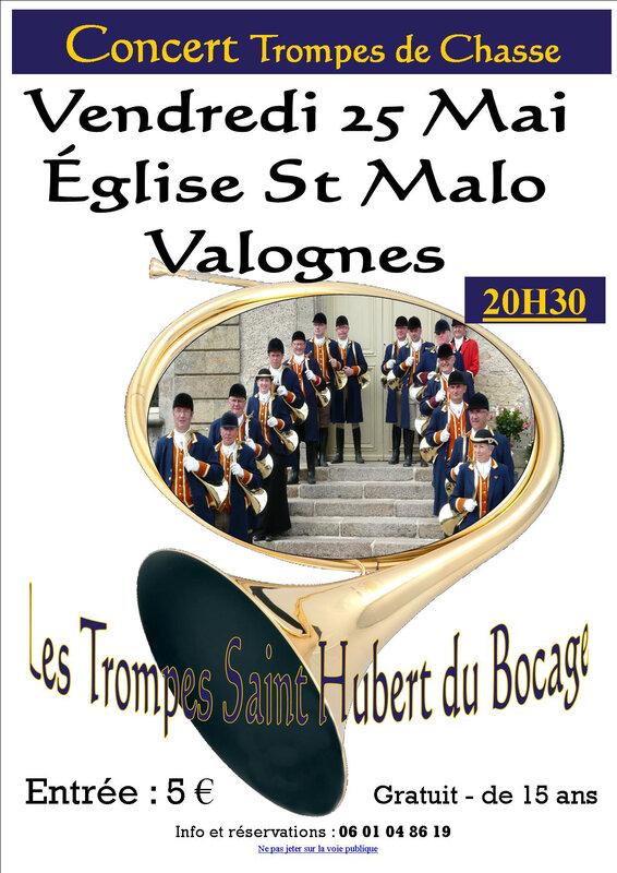 Affiche Valognes 2018