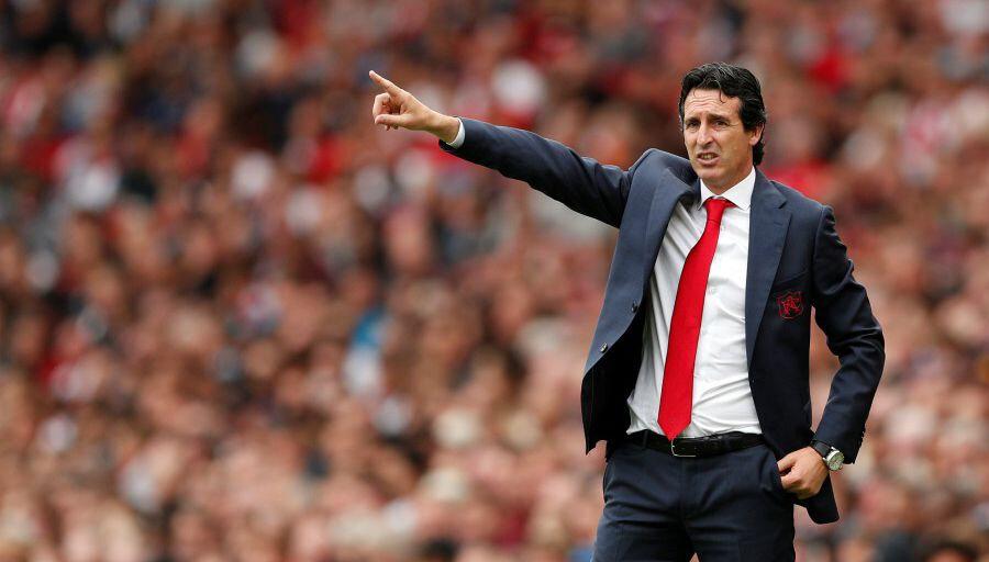 C'est mal partie pour Arsenal et Unai Emery !