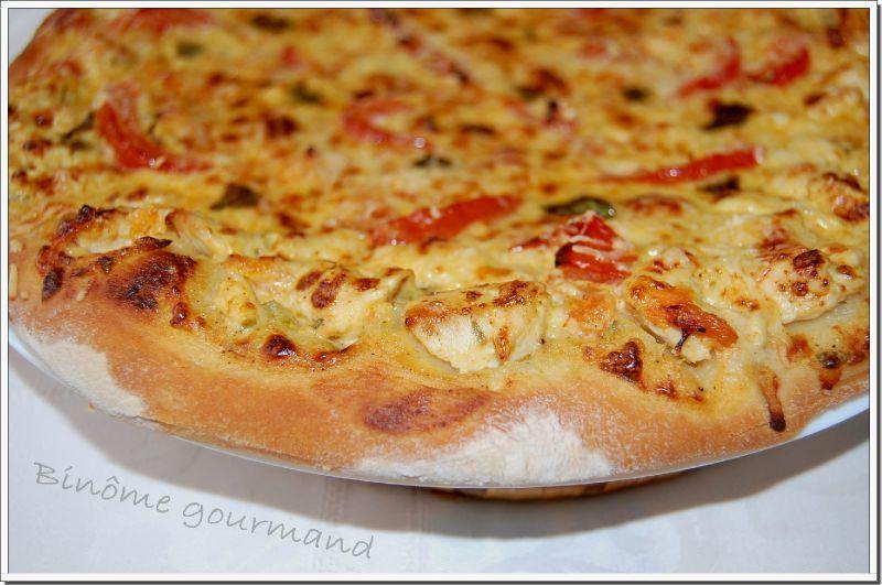 pizza poulet1