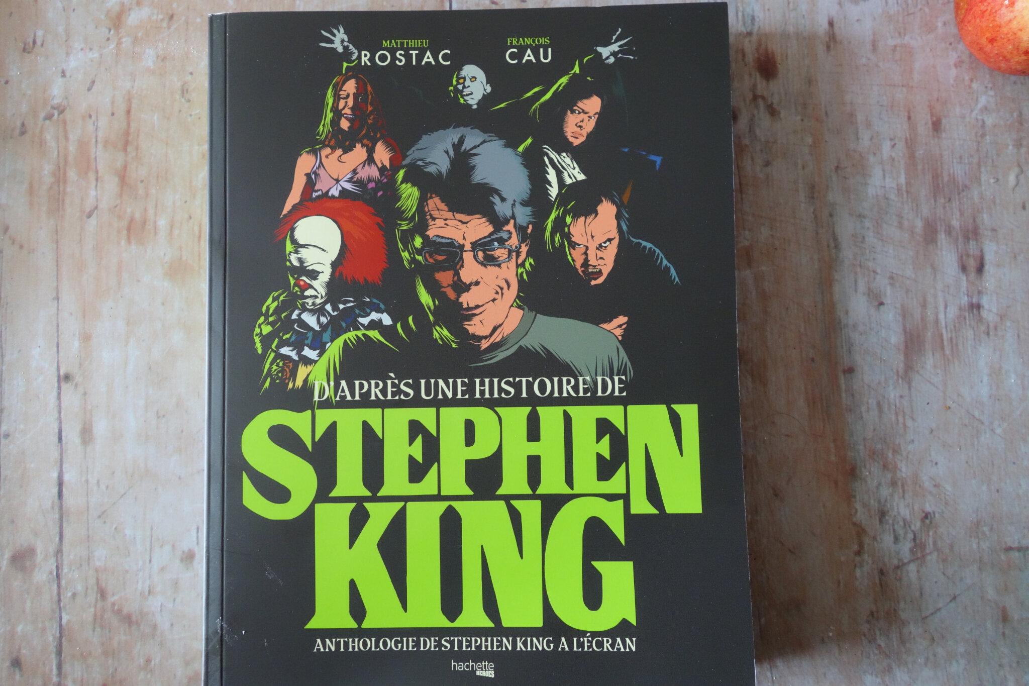 D Apres Une Histoire De Stephen King Anthologie De Stephen