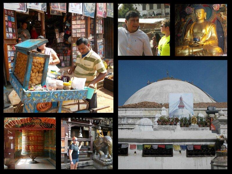 10bis visite quartier patan shanti stupa de bodenat