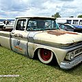 Chevrolet C10 pick-up (Retro Meus Auto Madine 2012) 01
