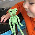 Boîte à comptines #2 : la grenouille