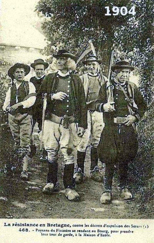 1904 Bretons