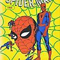 Panini marvel intégrale spiderman