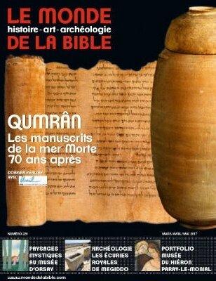 qumran le monde de la bible