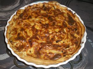 quiche parmesane
