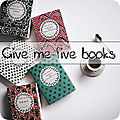 Give me five books # 16