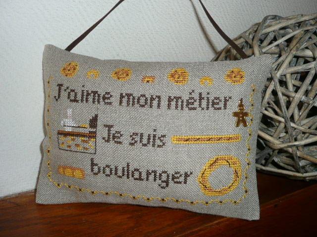 Coussinet de Frimousse pour mon beau-frère