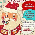 Marché de noel à lannoy 1,2 et 3décembre 2017