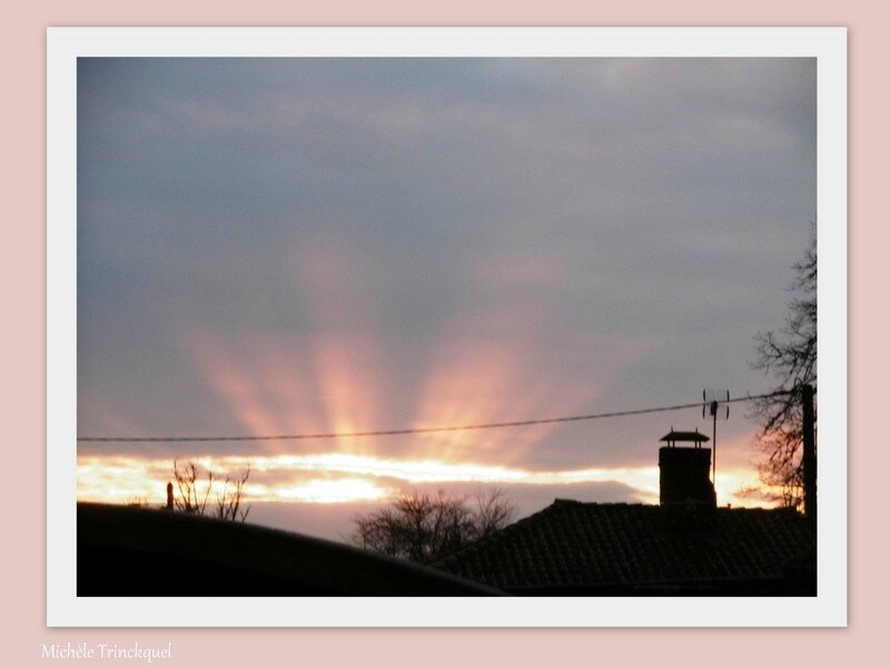 Lever de soleil 070218