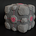 Weighted companion cube (portal)