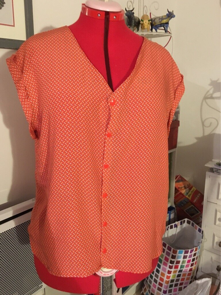 Blouse Donna