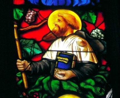 St Germain l'Auxerrois_vitrail_apotres_St Jacques
