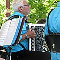 L'ensemble musical des cheminots rennais au kiosque du thabor le dimanche 24 juillet 2017 (1)