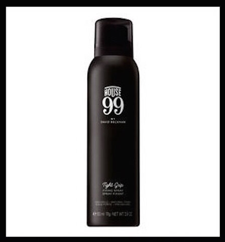 house 99 by david beckham spray fixant