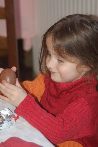 le plaisir du kinder surprise !