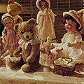 Salon de la poupée et du jouet ancien