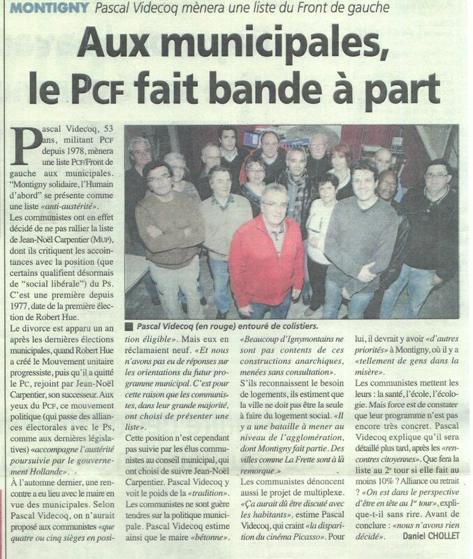 Article La Gazette