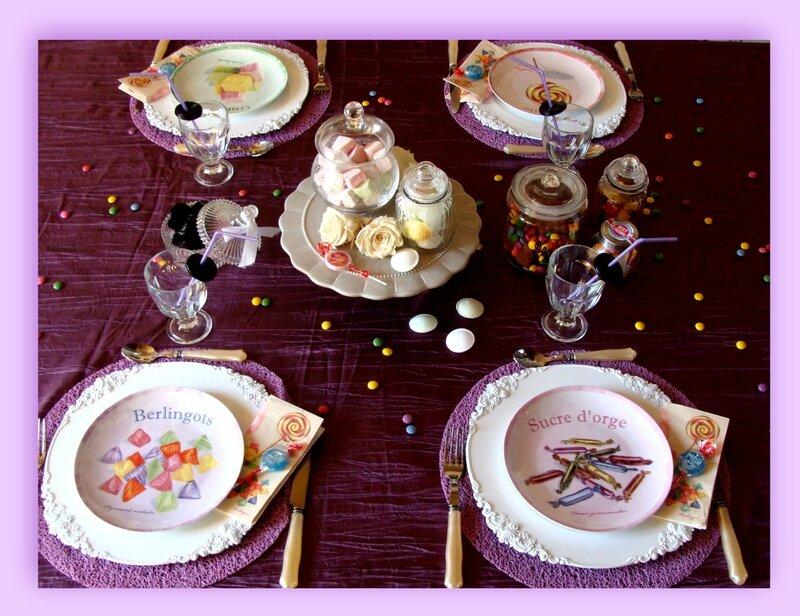 chantal table 1