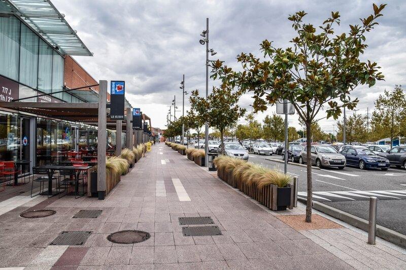 Centre commercial de Labège