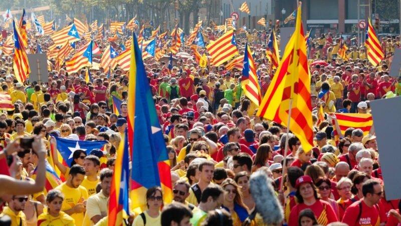 Catalogne indépendantistes