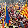 Le chef de l'exécutif catalan critique le roi, madrid rejette toute médiation
