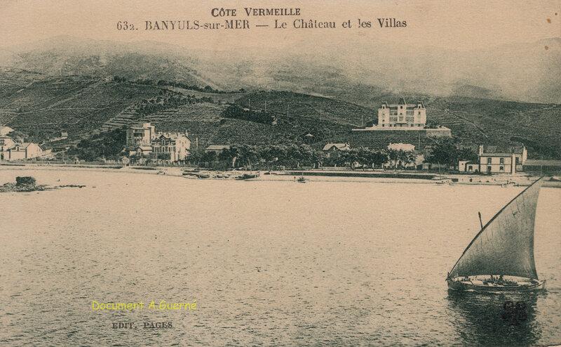 609 Le Château et les Villas 1923