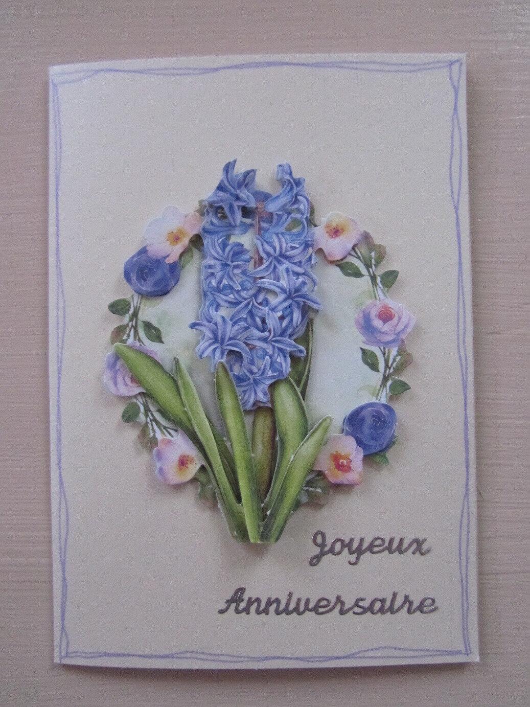 Joyeux Anniversaire Sylvie Filcréations