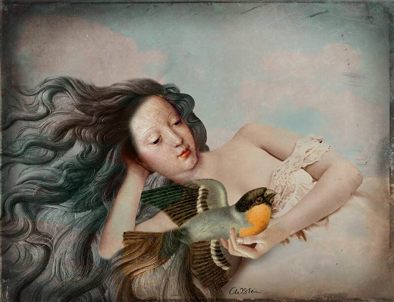Catrin Welz-Stein - German Surrealist Graphic Designer - Tutt'Art@ (70)