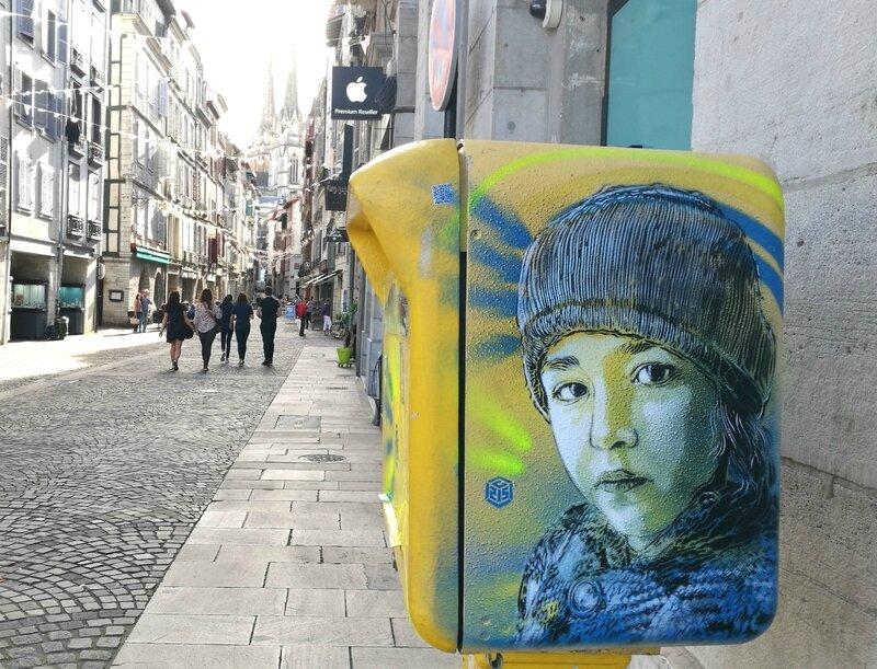 Bayonne, Street Art Point de vue, C215 (64)_007
