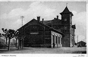 gare Remilly