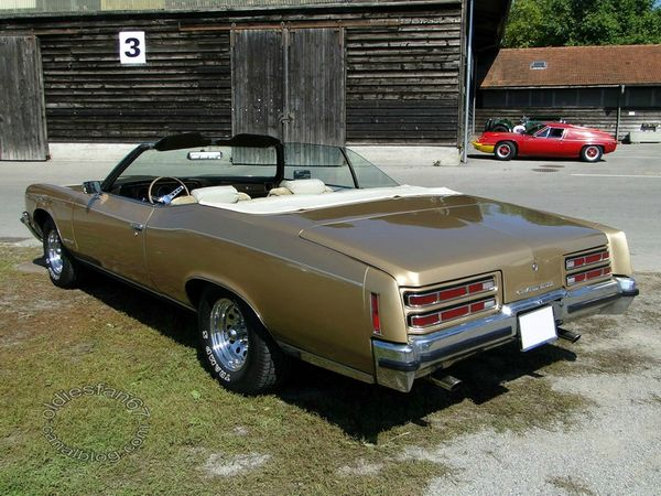 pontiac grand ville convertible 1972 4