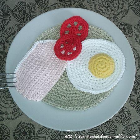 SC155 Galette bretonne Crochet 01