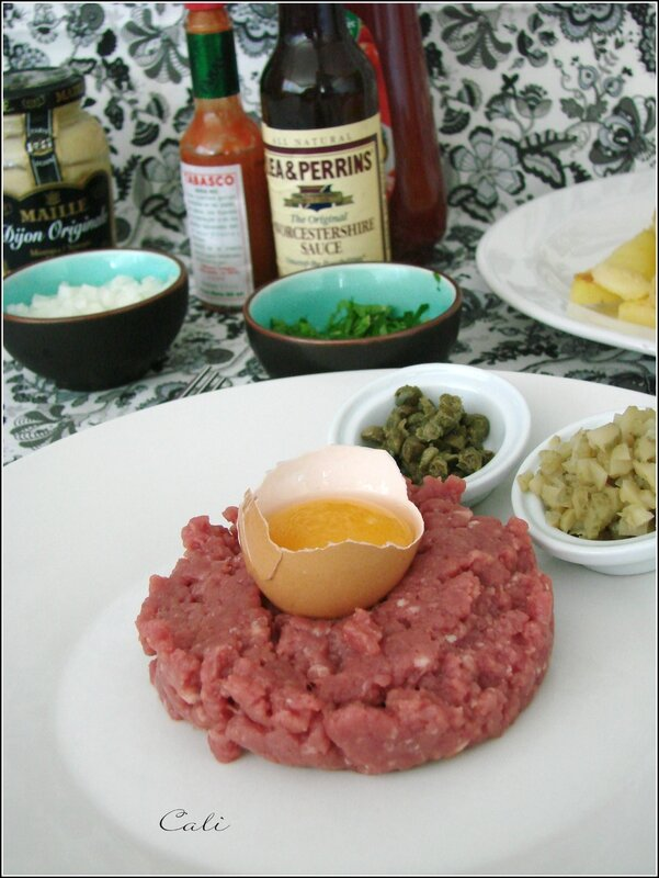 Steak tartare 001