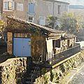 La maison la forge a été démolie