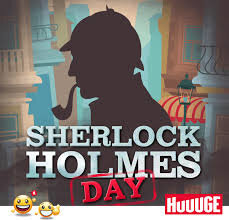 Huuuge Casino - It's Sherlock Holmes Day! How about we... | Facebook