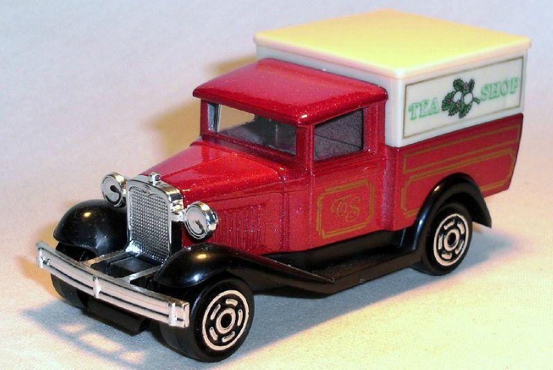 Ford Modele A Majorette 201 001-1