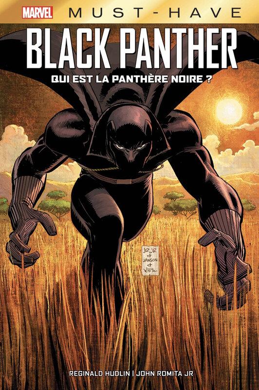marvel must have black panther qui est la panthère noire