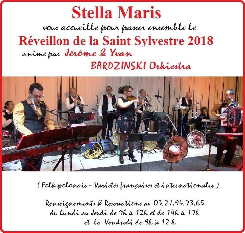 STELLA MARIS 2018