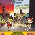 Je dédicace le samedi 28 août 2010 au festival bd de jette