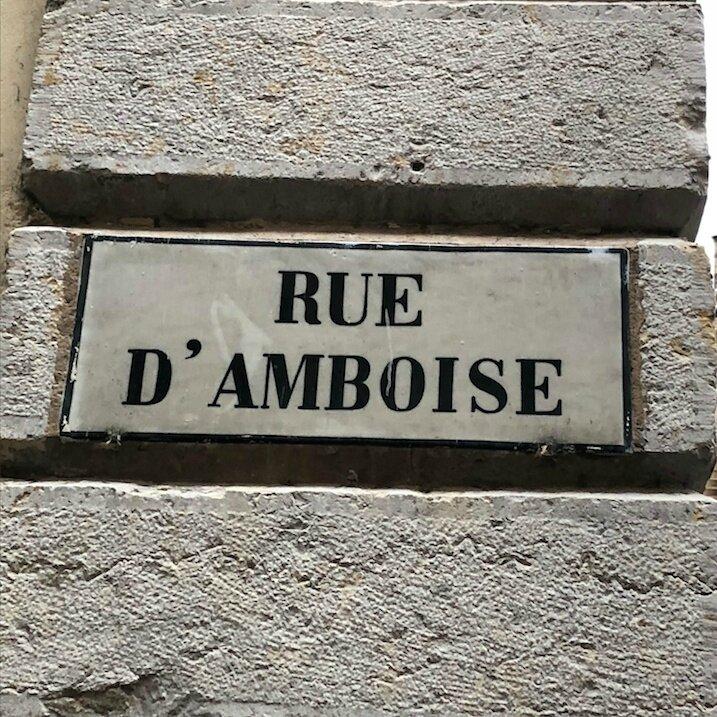 14 rue d'Amboise