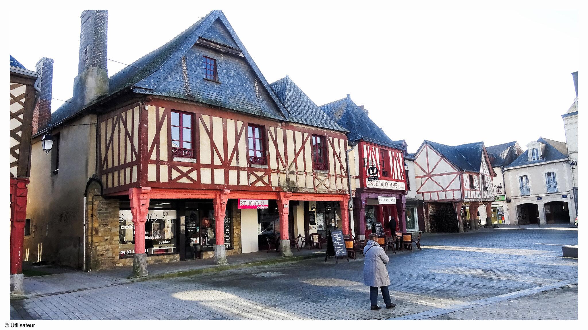 Ballade à Martigné-Ferchaud et La Guerche...