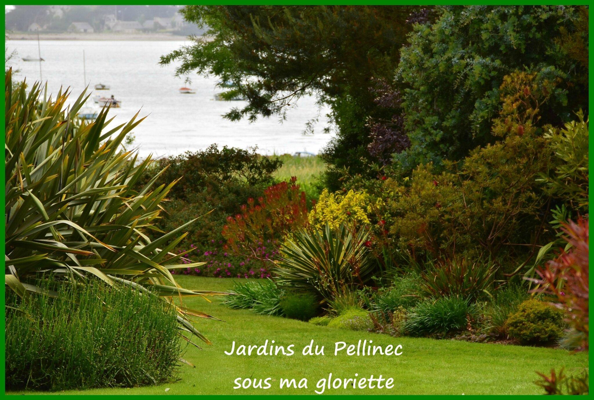 Jardins Du Pellinec Cotes D Armor 22 710 Penvenan Sous Ma