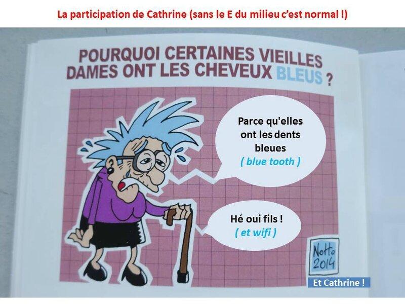 concours bd participation de cathrine