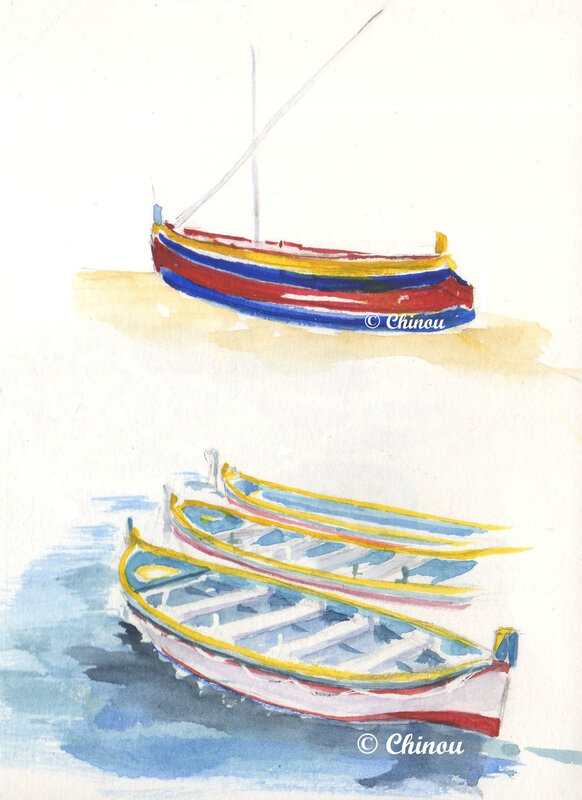 26 Barques