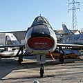 Musée Aéronautique d'Orange: France - Air Force: Dassault Super Mystère B2: 5-OF: MSN 53.